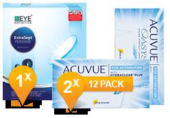 Acuvue Oasys voor Astigmatisme & Extrasept Promo Pack