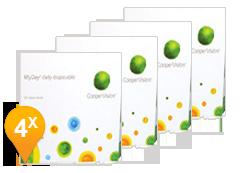 MyDay Daily Disposable Halfjaar Promo Pack