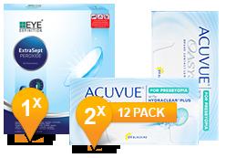 Acuvue Oasys voor Presbyopia & EasySept Promo Pack