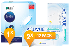 Acuvue Oasys voor Presbyopia & Extrasept Promo Pack