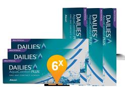 Dailies AquaComfort Plus Multifocal (90 + 90 lenzen)