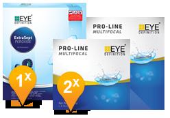 EyeDefinition Pro-Line Multifocal & EasySept Promo Pack