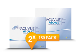 1-Day Acuvue Moist Halfjaar Promo Pack