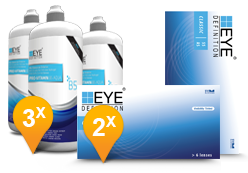 EyeDefinition Classic 55AS & Pro-Vitamin B5 MPS Promo Pack