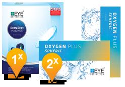 EyeDefinition Oxygen Plus & Extrasept Promo Pack