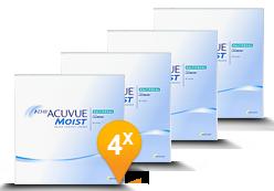 1-Day Acuvue Moist Multifocal Halfjaar voordeelpakket