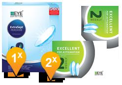 EyeDefinition Excellent Astigmatism  & EasySept Promo Pack