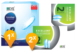 EyeDefinition Excellent Astigmatism  & Extrasept  Promo Pack