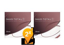 Dailies Total 1 abonnement