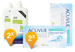 Acuvue Oasys for Presbyopia abonnement