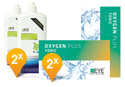 EyeDefinition Oxygen Plus Toric abonnement