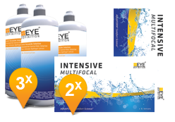 EyeDefinition Intensive Multifocal & Soft Peroxide MPS Promo Pack