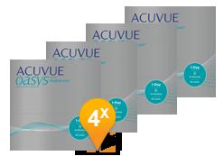 Acuvue Oasys 1 Day met HydraLuxe voordeelpakket