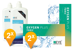 EyeDefinition Oxygen Plus Toric & Pro-Vitamin B5 abonnement