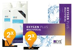 EyeDefinition Oxygen Plus Multifocal & Pro-Vitamin B5 abonnement