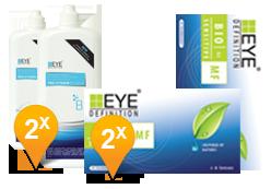 EyeDefinition Bio Sensitive Multifocal &Pro-Vitamin B5 abonnement