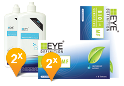 EyeDefinition Bio Sensitive Multifocal &Pro-Vitamin B5 abonnement
