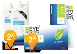 EyeDefinition Bio Sensitive Toric & Pro-Vitamin B5 abonnement