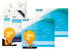 Purevision 2 & Pro-Vitamin B5 abonnement