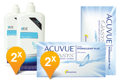 Acuvue Oasys & Pro-Vitamin B5 abonnement