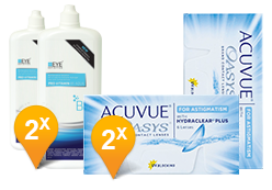 Acuvue Oasys for Astigmatism & Pro-Vitamin B5 abonnement