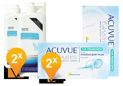 Acuvue Oasys for Presbyopia & Pro-Vitamin B5 abonnement
