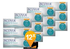 acuvue Oasys 1 Day for Astigmatism voordeelpakket