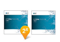 EyeDefinition Hydra Fusion 1Day lensabonnement