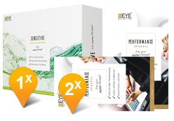 EyeDefinition PERFORMANCE & SENSITIVE Promo Pack