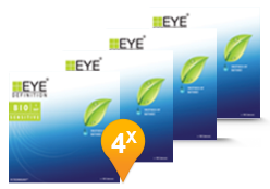 EyeDefinition 1 Day Bio Sensitive Promo Pack