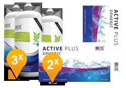 EyeDefinition Active Plus & Sensitive Plus MPS Promo Pack