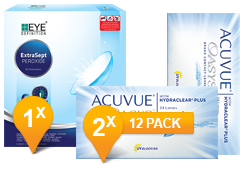 Acuvue Oasys & Extrasept Promo Pack