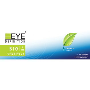 EyeDefinition 1-Day Bio Sensitive