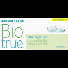 Biotrue ONEday Presbyopia