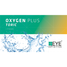 EyeDefinition Oxygen Plus Toric