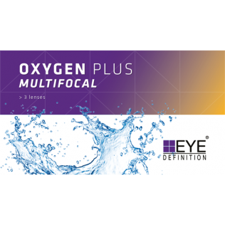 EyeDefinition Oxygen Plus Multifocal