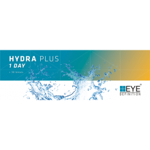 EyeDefinition 1-Day Hydra Plus
