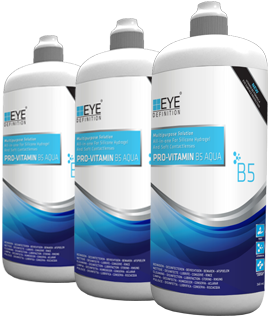 EyeDefinition Pro-Vitamin B5 Multi Purpose Solution 6 maanden