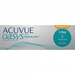 Acuvue Oasys 1day For Astigmatism