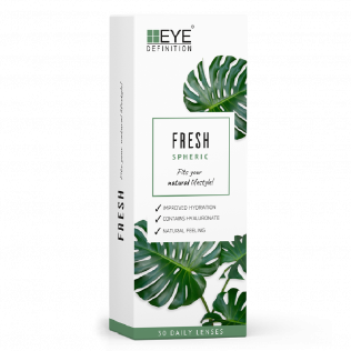 EyeDefinition SMART / EyeDefinition Hydra Fusion 1Day