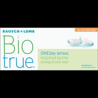 Biotrue OneDay for Astigmatism