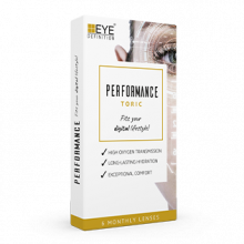 EyeDefinition PERFORMANCE Toric