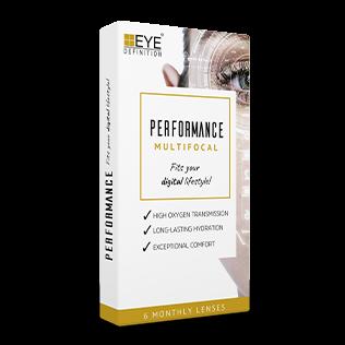 EyeDefinition PERFORMANCE Multifocal