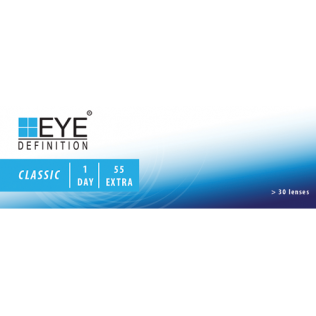 EyeDefinition 1-Day Classic 55 Extra